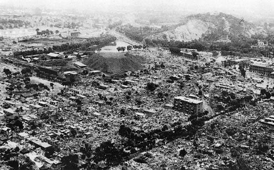 Gempa Tangshan