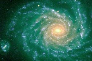 Grand Spiral Galaxy