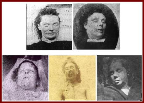 Korban-Korban Dari Jack The Ripper