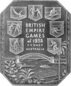 British Empire Games 1938