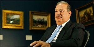 Carlos Slim Helu Aglamaz
