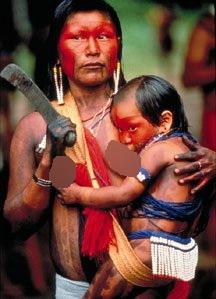 Suku Indian Amazon