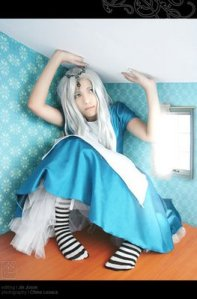 Sindrom Alice In Wonderland