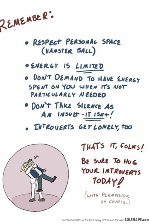 Guide to Understanding Introvert 5