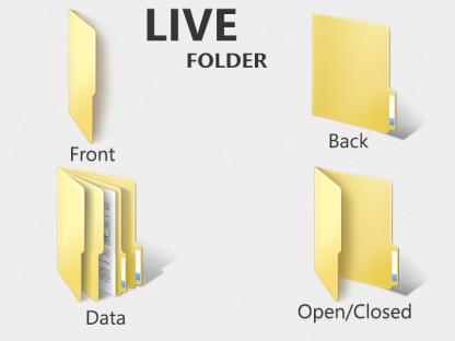 Live Folder